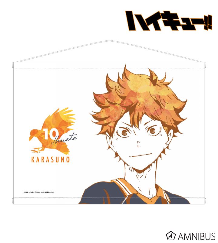 日向翔陽 Ani-Art タペストリー