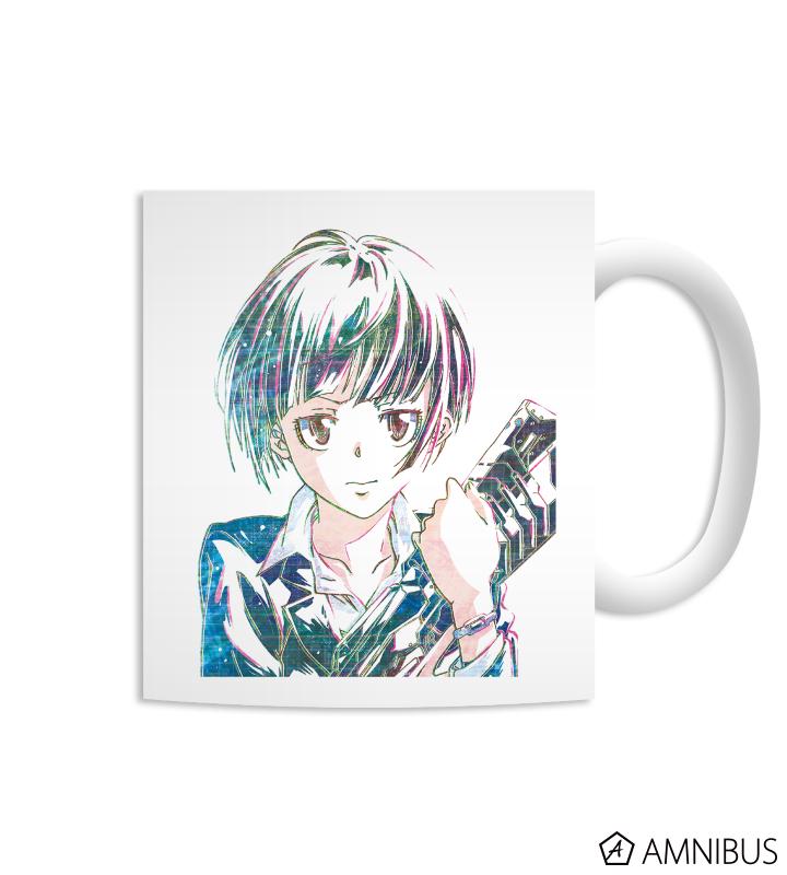 常守 朱 Ani-Art マグカップ