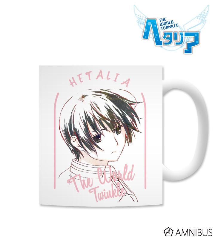Ani-Artマグカップ(日本)