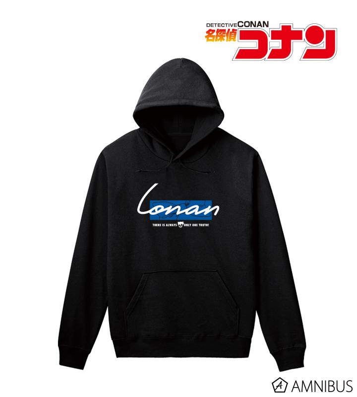 江戸川コナン ボックスモチーフパーカー