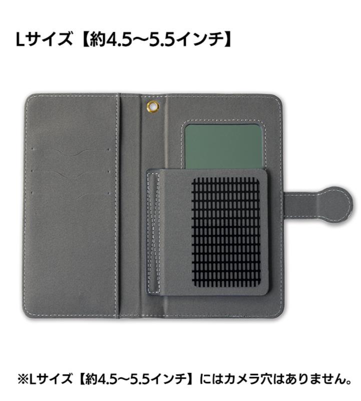 284ee70c17 進撃の巨人 - 手帳型スマホケース(リヴァイ)   AMNIBUS(アムニバス)