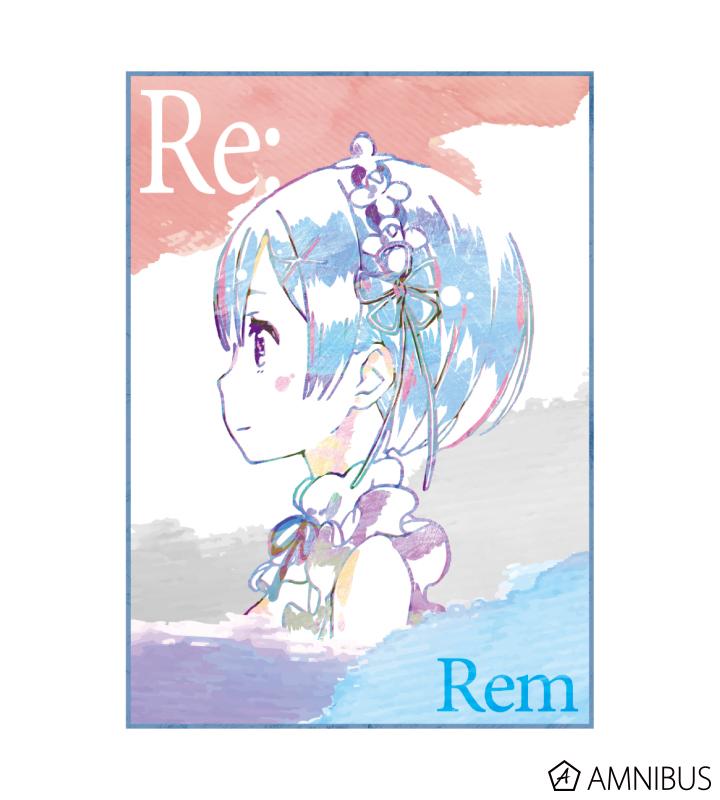 Ani-Art Tシャツ(レム)vol.2