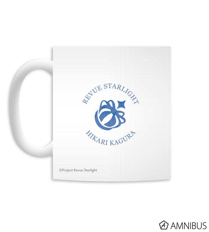 Ani-Artマグカップ(神楽ひかり)