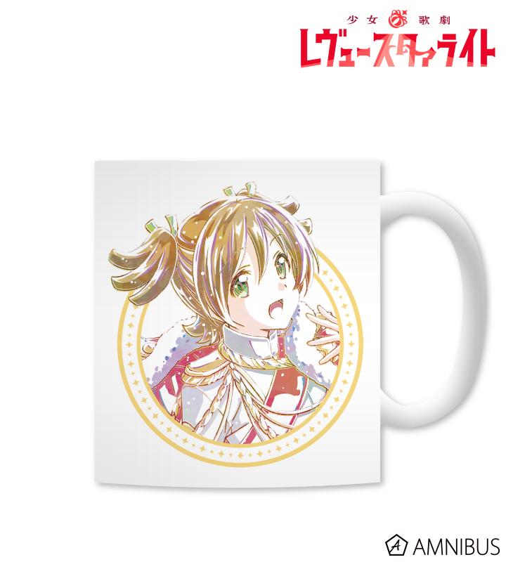 Ani-Artマグカップ(大場なな)