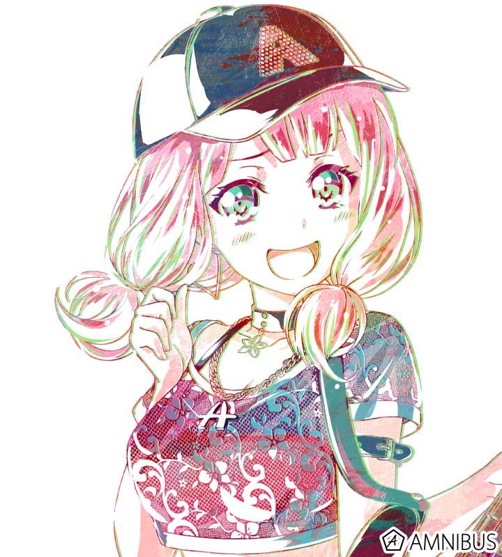 Ani-Art フルグラフィックTシャツ 上原ひまり (Afterglow)