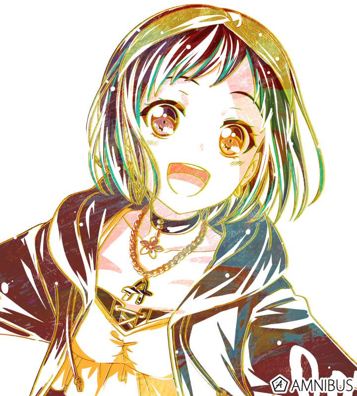 Ani-Art フルグラフィックTシャツ 羽沢つぐみ (Afterglow)
