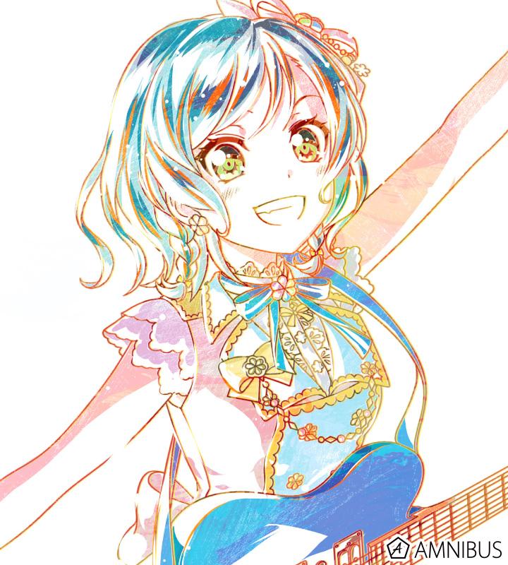 Ani-Art フルグラフィックTシャツ 氷川日菜 (Pastel*Palettes)