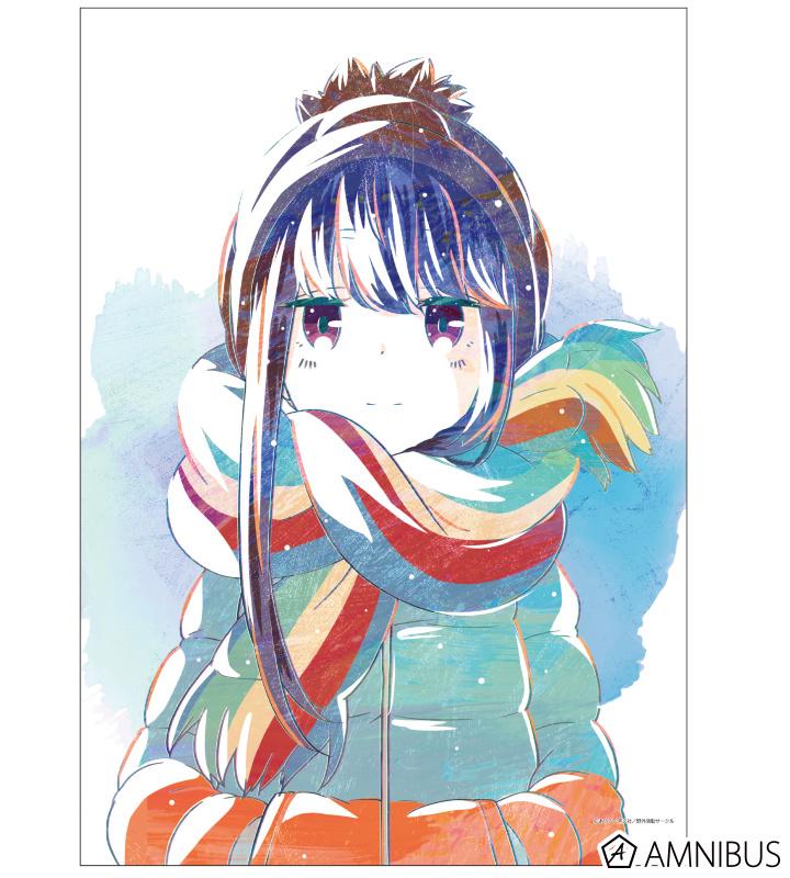 Ani-Art タペストリー(志摩リン)