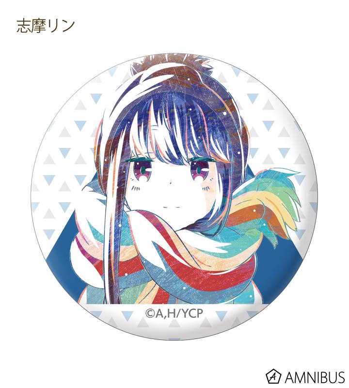 トレーディングAni-Art缶バッジ