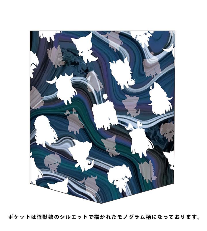 デザインポケット カジュアルシャツ