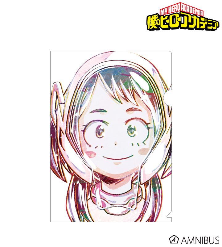 Ani-Art クリアファイル vol.2(麗日お茶子)