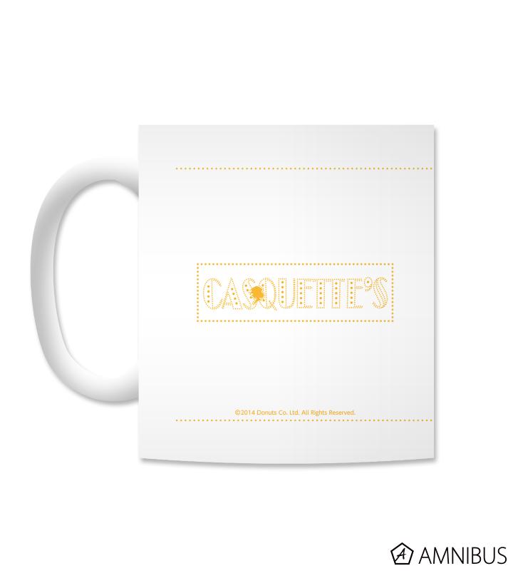 CASQUETTE'S マグカップ