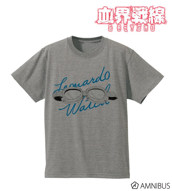 Tシャツ(レオナルド・ウォッチ)