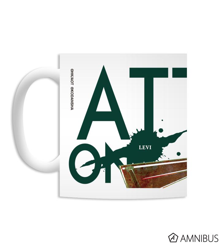 リヴァイ Ani-Art マグカップ