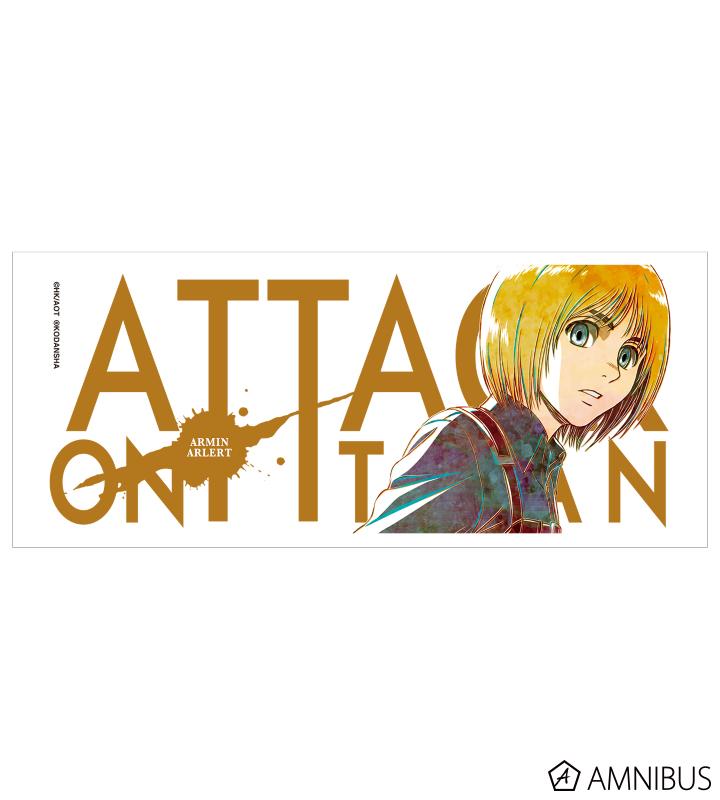 アルミン Ani-Art マグカップ