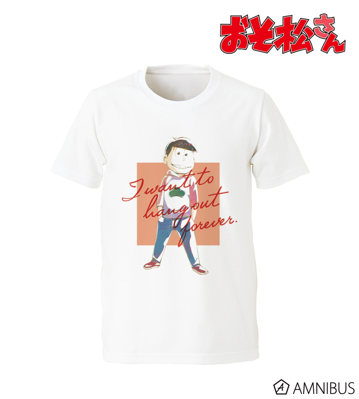 おそ松 Ani-Art Tシャツ