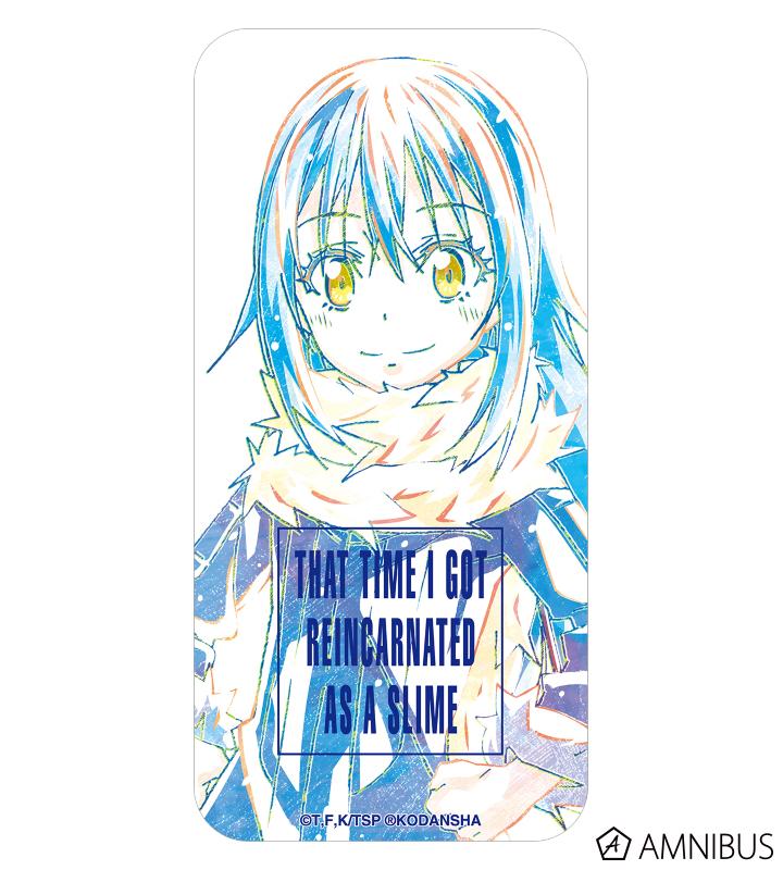 リムル Ani-Art iPhoneケース