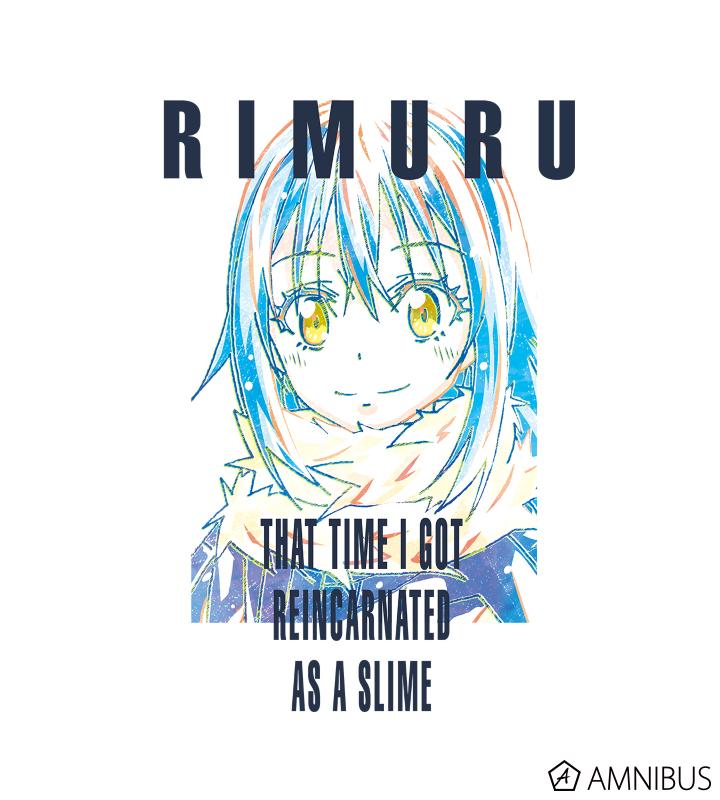 リムル Ani-Art Tシャツ