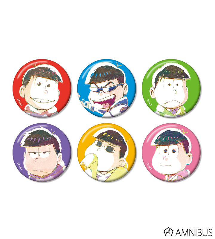 トレーディング Ani-Art 缶バッジ
