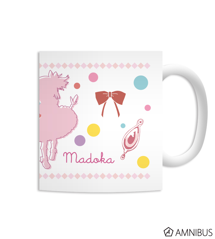 マグカップ(鹿目まどか)