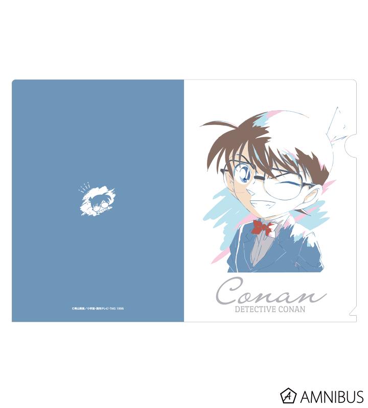 江戸川コナン Ani-Art クリアファイル