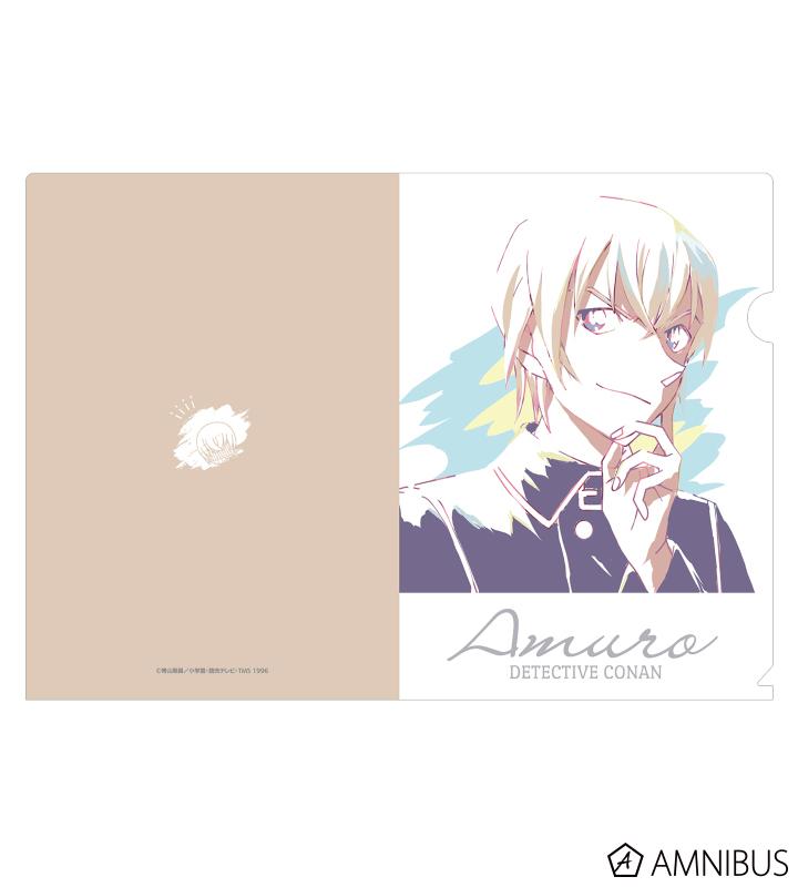 安室透 Ani-Art クリアファイル