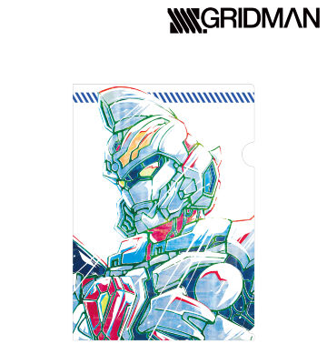 グリッドマン Ani-Art クリアファイル