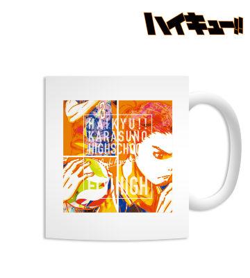 東峰旭 Ani-Art マグカップ vol.2
