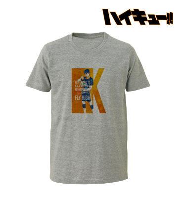 影山飛雄 Ani-Art Tシャツ vol.2