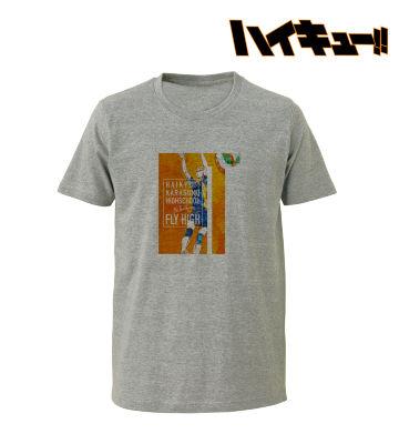 月島蛍 Ani-Art Tシャツ vol.2