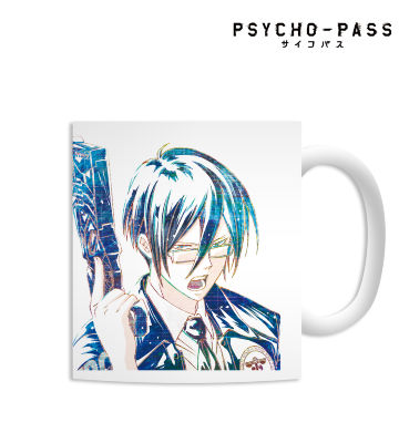 宜野座伸元 Ani-Art マグカップ