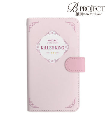 KiLLER KiNG 手帳型スマホケース