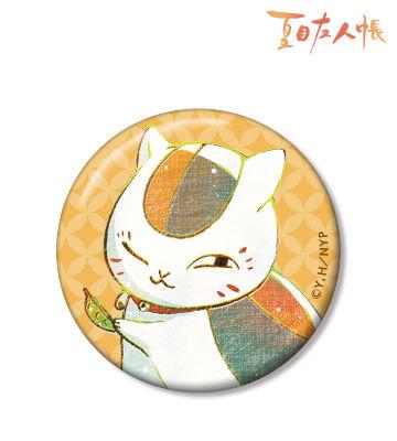 ニャンコ先生 Ani-Art 缶バッジ