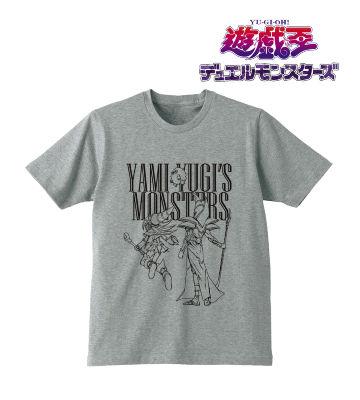モンスターズ ラインアートTシャツ(闇遊戯)