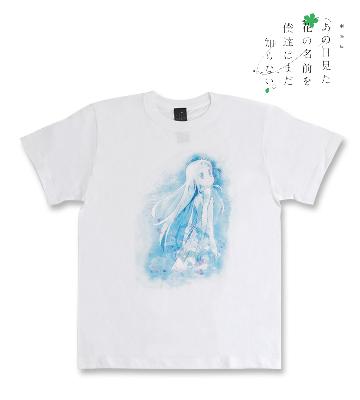 水彩風Tシャツ