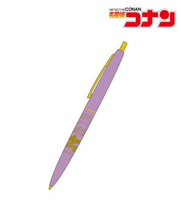 灰原哀 クリックゴールド ボールペン