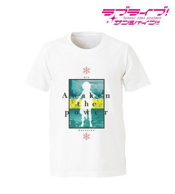 黒澤ダイヤ Awaken the power Tシャツ