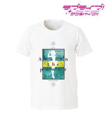 渡辺 曜 Awaken the power Tシャツ