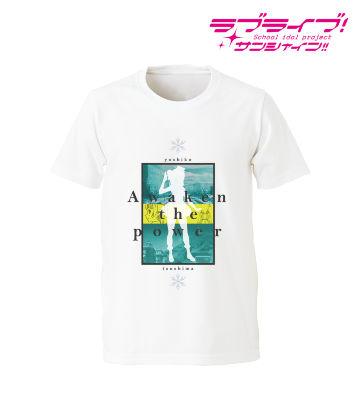 津島善子 Awaken the power Tシャツ