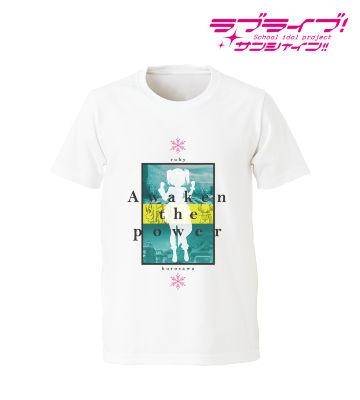 黒澤ルビィ Awaken the power Tシャツ