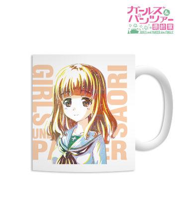 武部沙織 Ani-Art マグカップ