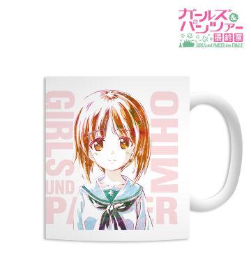 西住みほ Ani-Art マグカップ