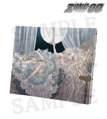 白百合姫 キャンバスボード