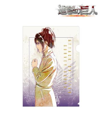 ハンジ Ani-Art クリアファイル