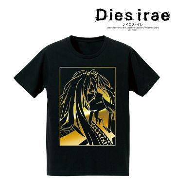 箔プリントTシャツ(ラインハルト)
