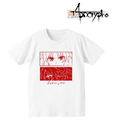 Tシャツ(赤のセイバー)