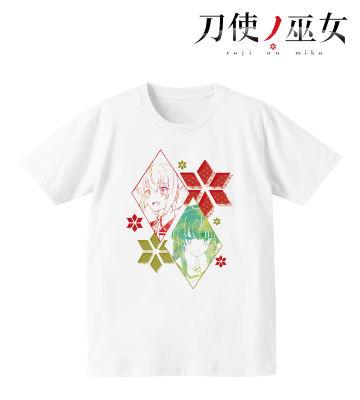 Tシャツ(衛藤可奈美、十条姫和)
