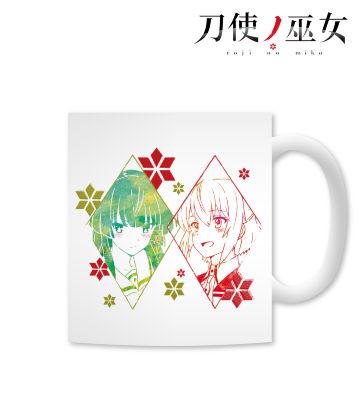マグカップ(衛藤可奈美、十条姫和)
