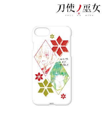 iPhoneケース(衛藤可奈美、十条姫和)