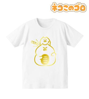 箔プリントTシャツ(ンニャ)